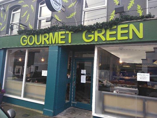 Abbeyfeale, Ireland: Gourmet Green
