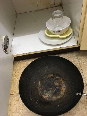 Menaje de la cocina