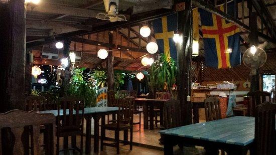 Super Restaurant. Meine Beschreibung vom November