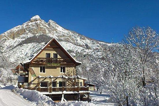 Villars-Colmars, France: hiver