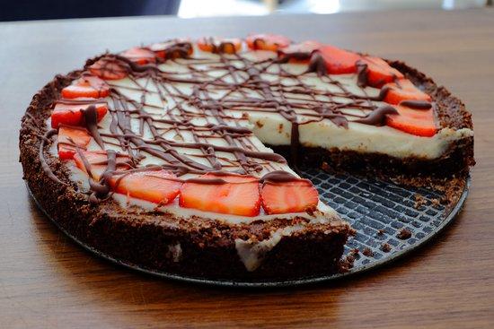 Café Ausnahmsweise: Oreo Cheesecake