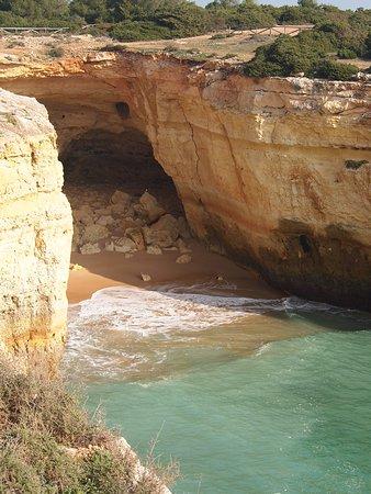 Benagil, Portugal: Beaches and caves