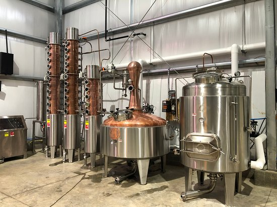 MannCave Distilling Inc.
