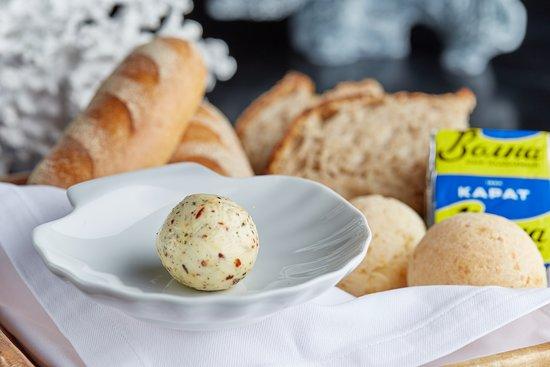 Хлебная корзина - Bread