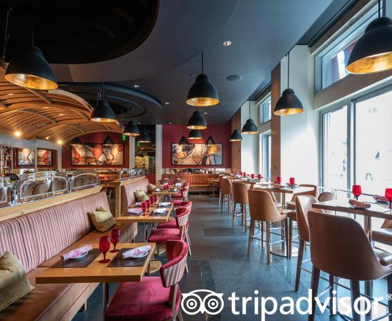 Bar Bolud at the Mandarin Oriental, Boston