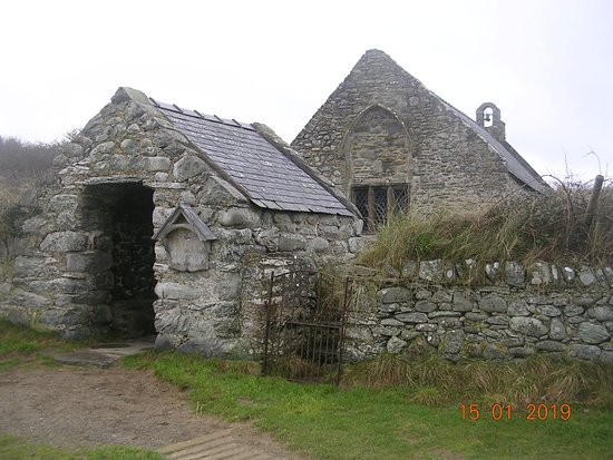 St Tanwg's Church