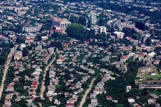 Photo by Badri Vadajkoria, view on Ozurgeti
