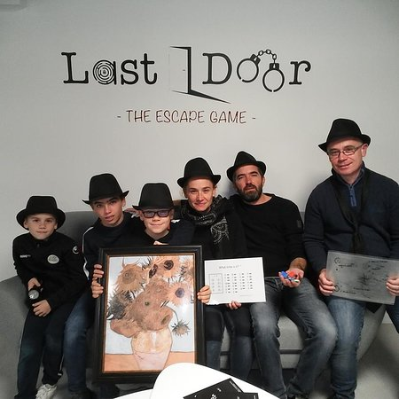 ‪Last Door Escape Game‬