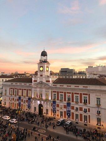 Taberna Puertalsol: View