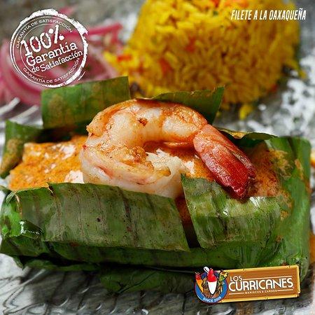 Los Curricanes - Calle México: Filete a la Oaxaqueña
