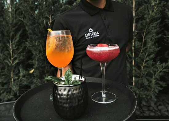 Some of our signature Cocktails