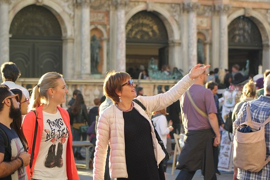 Marina - Tourist guide in Venice and Verona in Russian