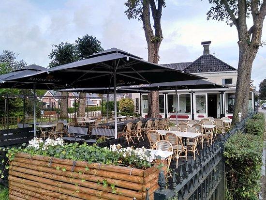Eelde, Países Bajos: zomer terras 2018