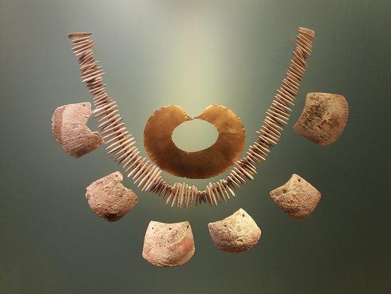 Museu do Ouro: Artefatos
