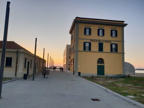Livorno, Italy: Scoglio della Regina