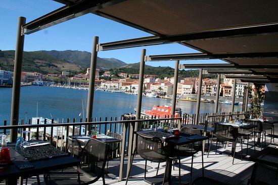 Restaurant La Côte Vermeille Port Vendres