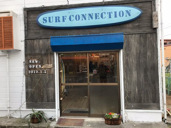 Ichikawa, Ιαπωνία: Used surfboards, board repair, Rent surfboards wetsuit and all the surf equipments. English speaking staff and good vibes...