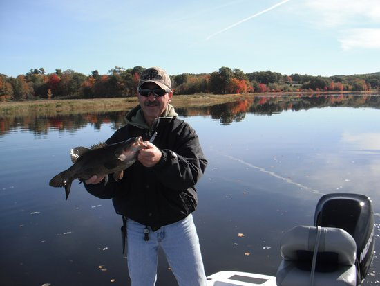 Nova Scotia South Shore, Canada: Fishing for Smallmouth Bass in early October