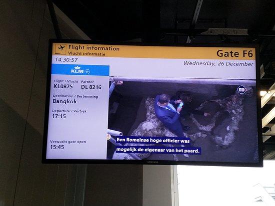 Ảnh về KLM Royal Dutch Airlines