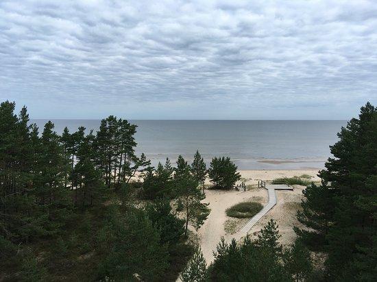 Kolka Beach Latvia
