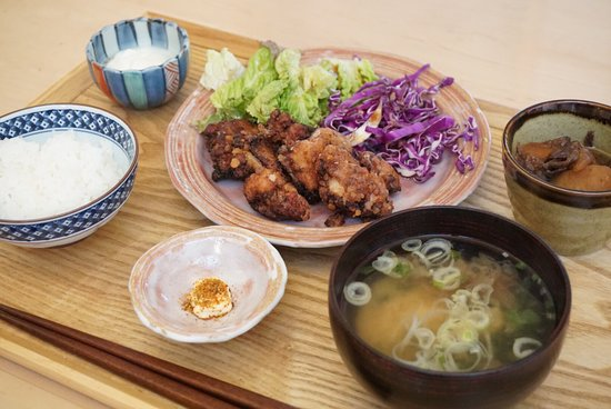 YUCa's Japanese Cooking: Japanese home meals : Karaage (fried chicken)