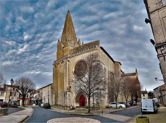 Collegiale Notre-Dame-de-l'Assomption-et-Saint-Cybard
