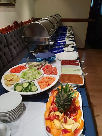 Sunday buffets MOHABIR RESTAURANT