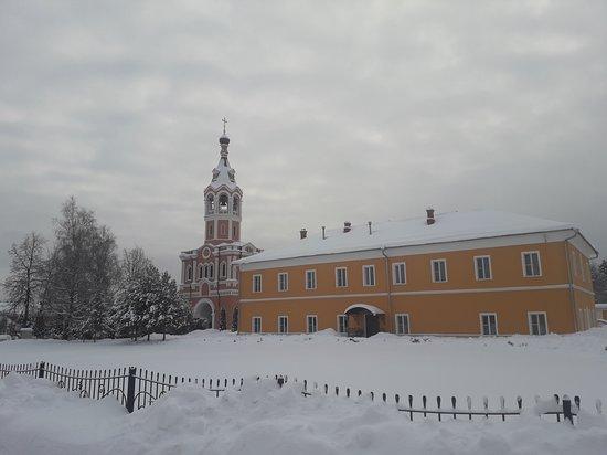 Trinity-Odigitrievsky Stavropigialny Convent Zosimova Deserts: Колокольня
