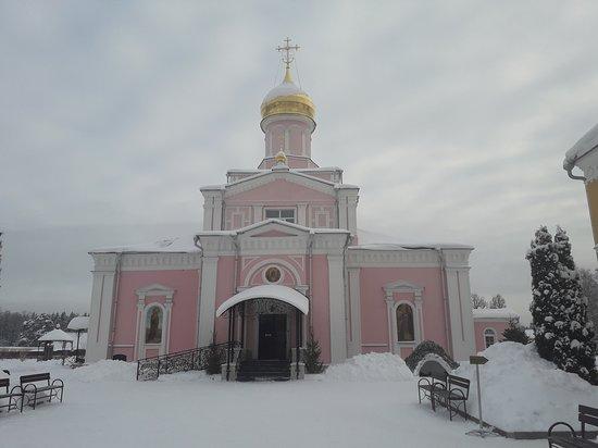 Trinity-Odigitrievsky Stavropigialny Convent Zosimova Deserts: Храм