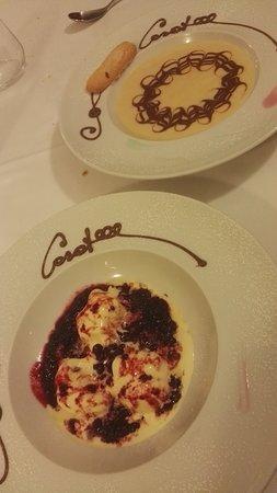 Castell'Alfero, Italie : dolci !