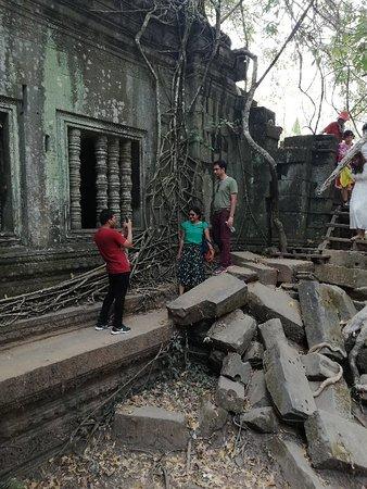 Beng Mealea temple tour service