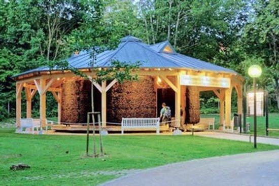 บาทเมอร์เกนไธม์, เยอรมนี: Gradierpavillon