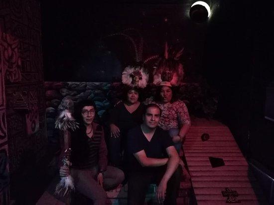 Escape Rooms Mexico - Zocalo
