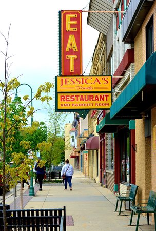 Whitewater, WI: Jessicas Family Restraunt