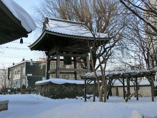 Daikaku-ji Temple: 大覚寺~鐘楼