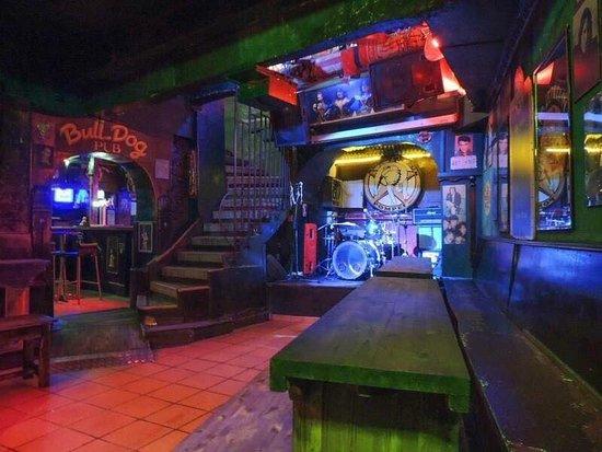 Bulldog-Pub Pompei