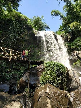 Coban Lanang Waterfall