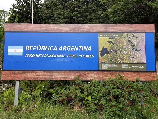 Cruzeiro de 1 dia de San Carlos de Bariloche a Puerto Varas: Cruce Andino