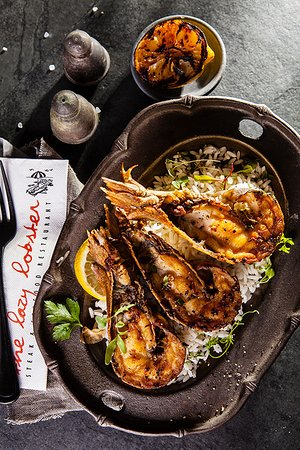The Lazy Lobster: Moreton Bay Bugs