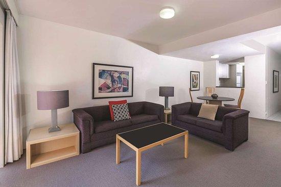 medina serviced apartments north ryde lounge room