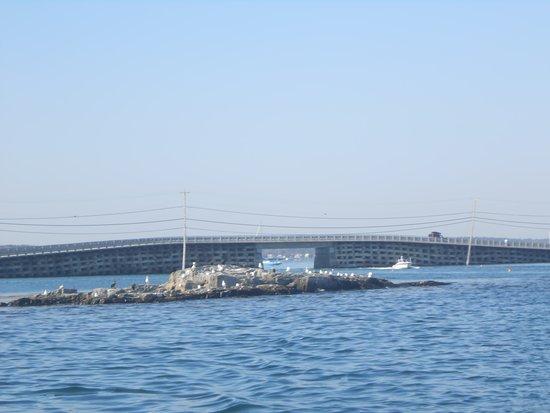 Bailey Island, ME: Cribstone Bridge