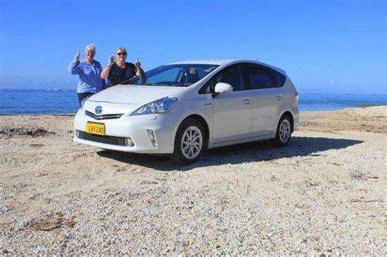 Nadi, Fiji: Private Car Transfer