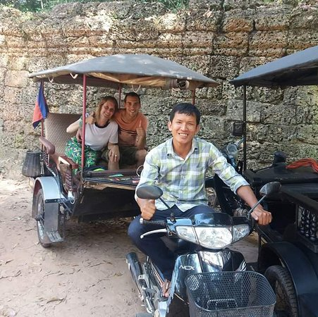 Rithy Guide and Driver Spanish Cambodia