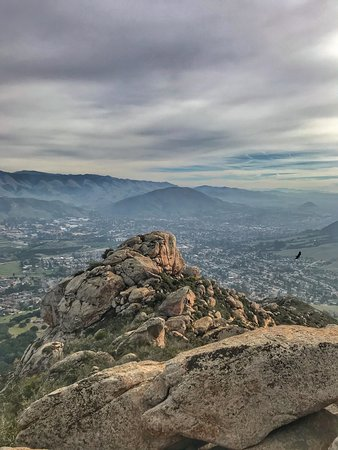 Bishop Peak: Another view from the top.