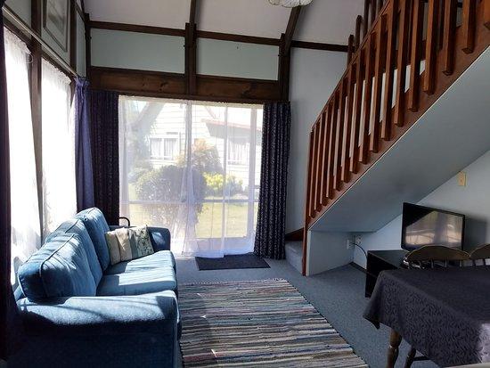 Tokaanu, Neuseeland: Living area