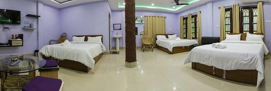 Murti, Indien: 6 Bedded Deluxe Room