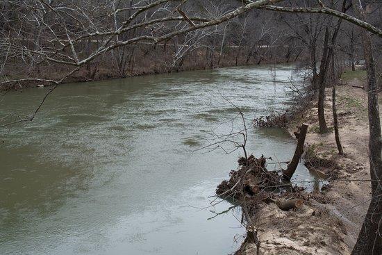 Devils Elbow, Миссури: Devil's Elbow on the Big Piney River