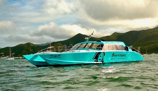 Boomerang Boat Charters