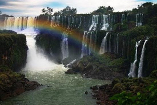Iguassu Falls All-Inclusive Overnight...