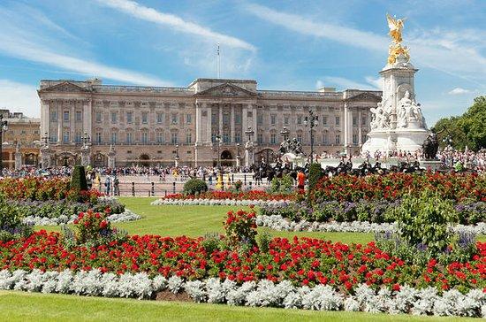 Buckingham Palace Tour inkludert...